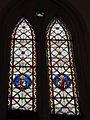 Dangé-Saint-Romain (Vienne) Église Saint-Pierre, vitrail 06.JPG