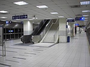 Dang Wangi LRT station - Image: Dang Wangi station (Kelana Jaya Line), Kuala Lumpur