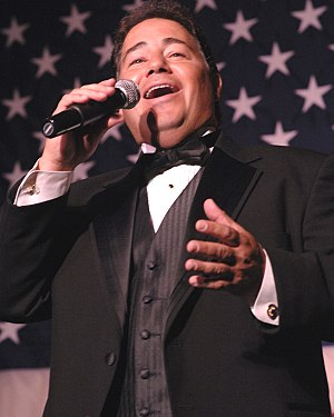 Daniel Rodríguez (tenor) - Image: Daniel Rodriguez USO Metro awards