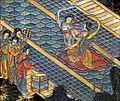 Danseuses et musiciennes chinoises (Musée dhistoire de Nantes) (7342514826).jpg