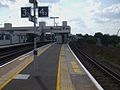 Dartford station platform 4 look west.JPG
