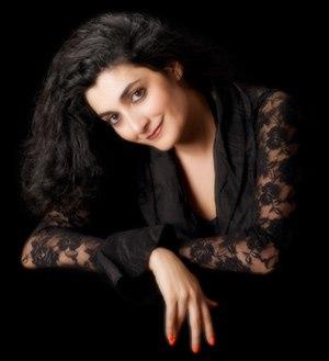 Darya Dadvar - Image: Darya Dadvar
