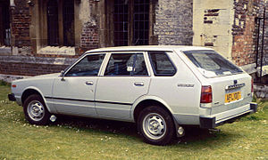 Nissan Pulsar - Datsun Cherry wagon (Europe)