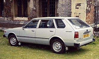 Nissan Pulsar - Datsun Cherry wagon (Europe)
