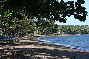 Dauin - Dauin beach