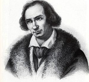 Georg Friedrich Daumer - Georg Friedrich Daumer (19th-century copperplate)