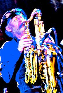 David Jackson (rock musician) English progressive rock musician