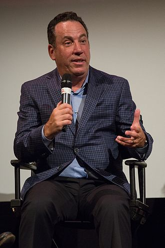 David T. Friendly - Friendly at the 2016 ATX Television Festival presentation for Queen of the South