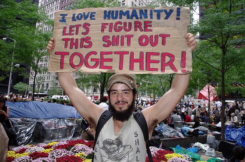 File:Day 12 Occupy Wall Street September 28 2011 Shankbone 22.JPG