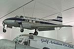 De Havilland DH104 Dove 6 'G-AJPR' (really G-ARDE) (21787415810).jpg