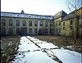 De Sint-Bernardusabdij, exterieur - vml.cisterciënzerabij - middenvlegel - oostgevel - alg.zicht (C.15°) - 356819 - onroerenderfgoed.jpg