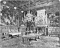 De Tijd vol 085 no 25467 Ochtendblad hierboven de eetzaal van het kasteel De Haar te Haarzuylens.jpg