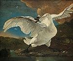 De bedreigde zwaan Rijksmuseum SK-A-4.jpeg