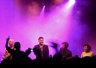 Deacon Blue - Deacon Blue live in 2011