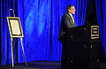 Defense.gov News Photo 120329-D-NI589-1466 - Secretary of Defense Leon E. Panetta attends the 45th Annual Awards Dinner of the Center for the Study of the Presidency and Congress where he was.jpg