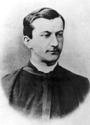 Léon Dehon - Léon Dehon in 1908.
