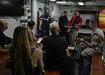 Delta Rae performs aboard USS Bataan 140726-N-YC845-114.jpg
