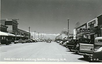 Deming, New Mexico - W...