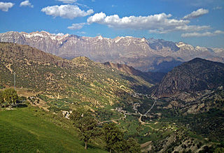 Zagros Mountains mountain range