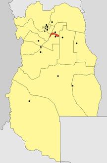 Département de Junín (Mendoza)