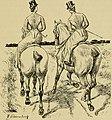 Der Damen-Reitsport - Mit 50 Abbildungen = Women riders - with 50 illustrations (1904) (20834906616).jpg