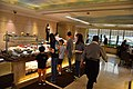 Dessert and ice cream counter in buffet lunch.jpg