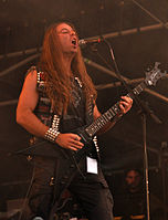 Deströyer 666 at Party.San Metal Open Air 2013 07.jpg
