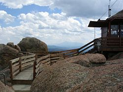 Devil's Head Lookout Tower.JPG