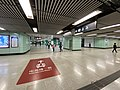 Diamond Hill Station Access to Tuen Ma Line 202002.jpg