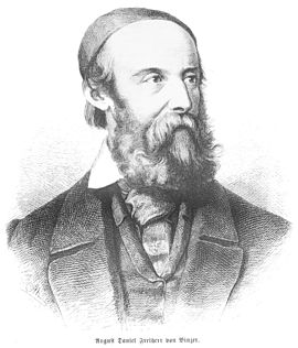 August Daniel von Binzer