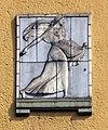 Die Säende, Relief an Fassade Düsseldorferstraße 30, Düsseldorf-Oberkassel.jpg