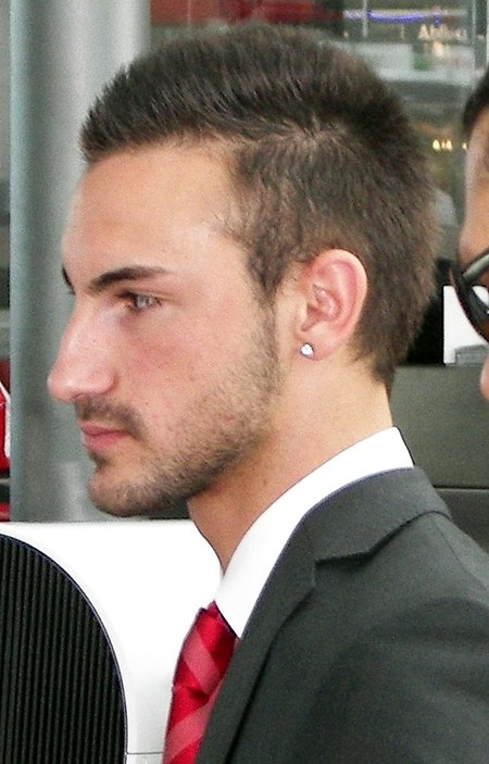 Diego Contento (April 2010)