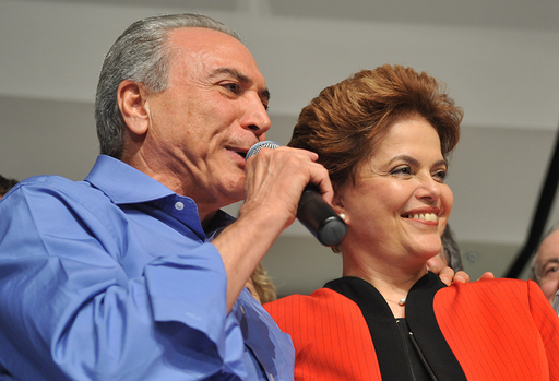 Dilma Rousseff Michel Temer