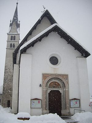 Dimaro Folgarida - Dimaro Church