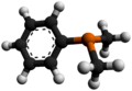 Dimethylphenylphosphine-3D-balls-by-AHRLS-2012.png