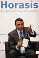 Dinesh C. Paliwal, Chairman, Harman International, USA - leading change in a globalized world - Flickr - Horasis.jpg