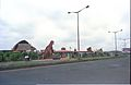 Dinosaurs Alive Exhibition - Science City - JBS Haldane Avenue - Calcutta 1995-June 052.JPG