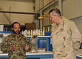 Director of the Defense Security Cooperation Agency visits Afghan Air Force (5164064686).jpg
