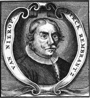 Dirck Rembrantsz van Nierop Dutch mathematician