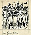 Disegno per copertina di libretto, disegno di Peter Hoffer per La gazza ladra (s.d.) - Archivio Storico Ricordi ICON012367.jpg