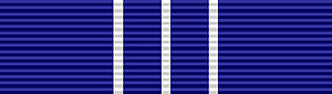 Awards of the United States Department of State - Ribbon of the Meritorious Honor Award