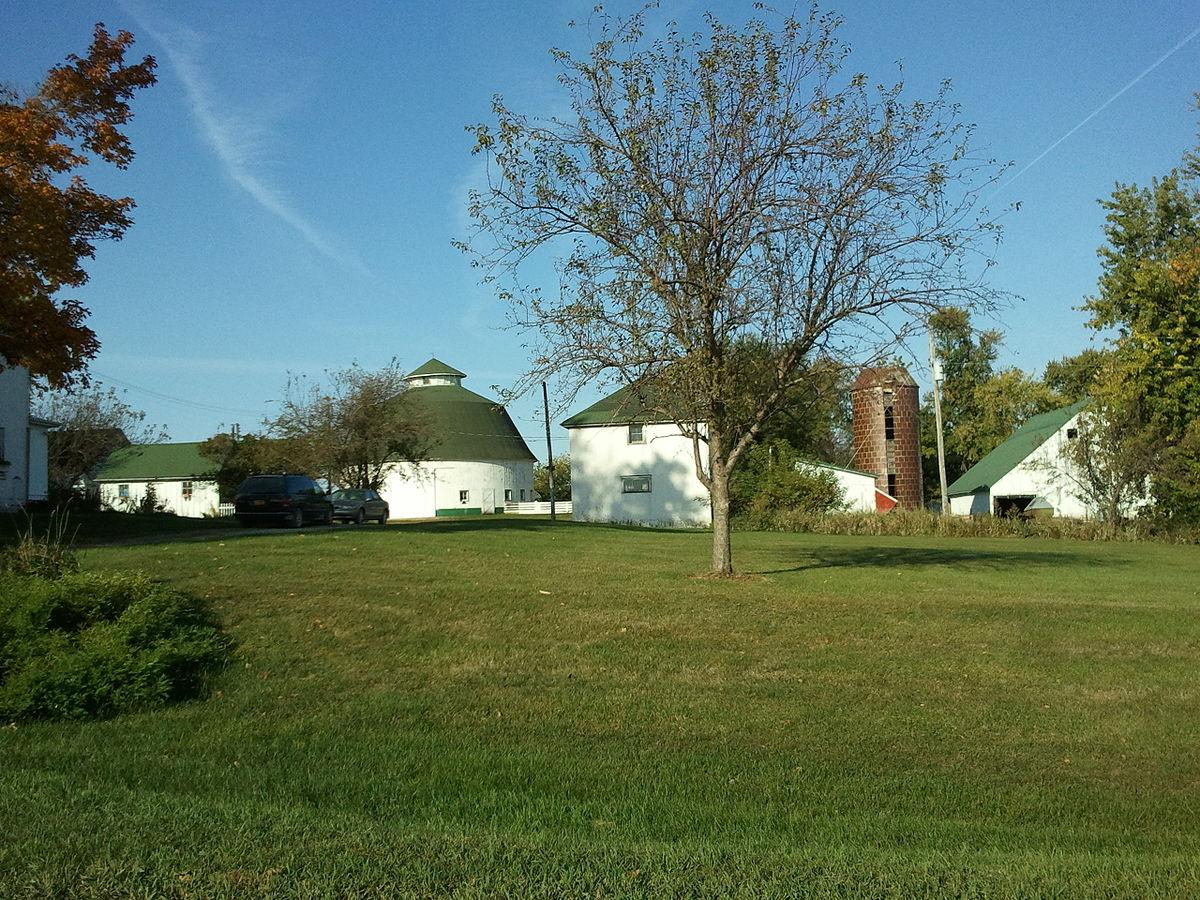 Dobbin Round Barn Wikipedia