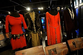 Clara Oswald - Image: Doctor Who Experience (25307761419)