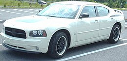 Una Dodge Charger Daytona
