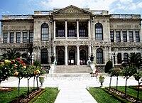 Dolmabahce, Istanbul, Turchia.JPG