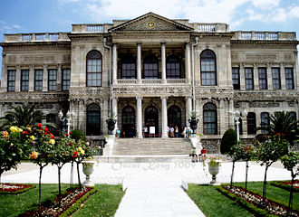 General Assembly of the Ottoman Empire - Image: Dolmabahce, Istanbul, Turchia