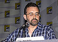 Don Hahn on a panel at Comicon 2003.jpg