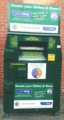 Donation box by one stop shop in Newcastle Upon tyne, UK.png