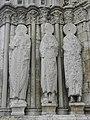Donnemarie-Dontilly (77) Église N.D. Portail occidental 08.JPG