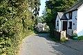 Down the hill to Llanrhaeadr ym Mochnant - geograph.org.uk - 980070.jpg